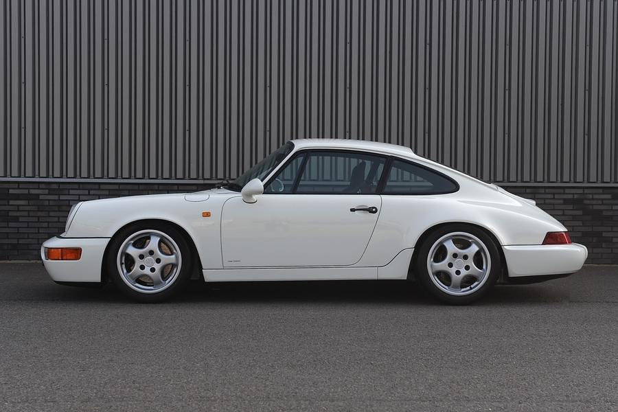 Porsche 911 964 Carrera RS 3.6 Lightweight, 1992 - #4