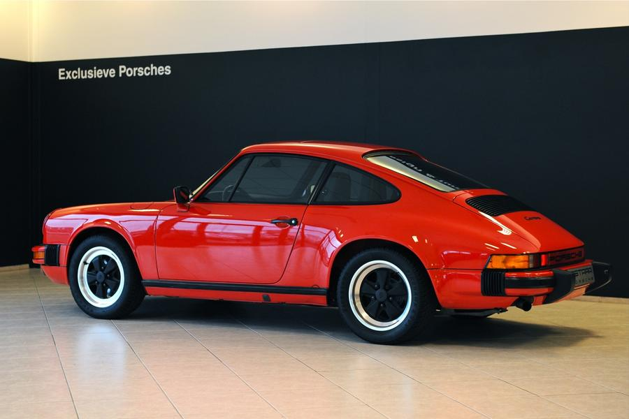 Porsche 911 G-model Carrera 3.2 Coupé 152kW-version, 1984 - #17