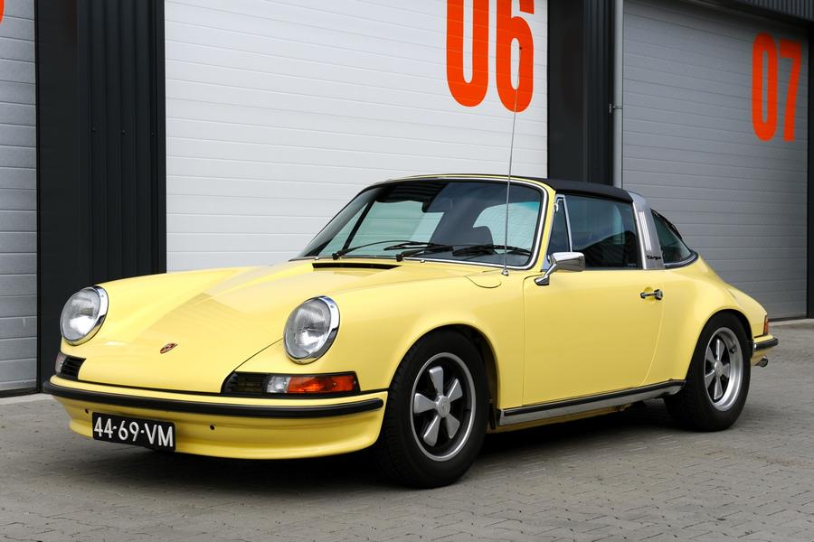 Porsche 911 1 Gen 2 4 S Targa 1973 For Show By Astara
