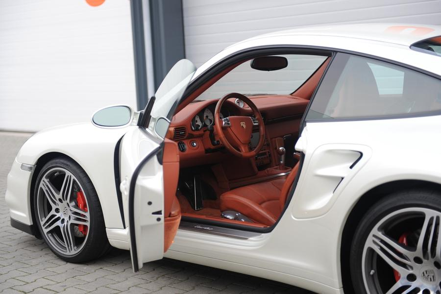Porsche 911 997 Turbo Coupé 3.6, 2007 - #9