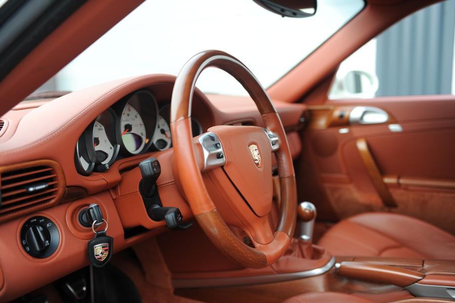 Porsche 911 997 Turbo Coupé 3.6, 2007 - #15