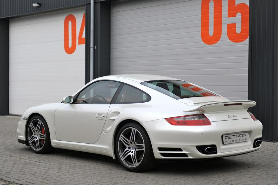 Porsche 911 997 Turbo Coupé 3.6, 2007 - #13
