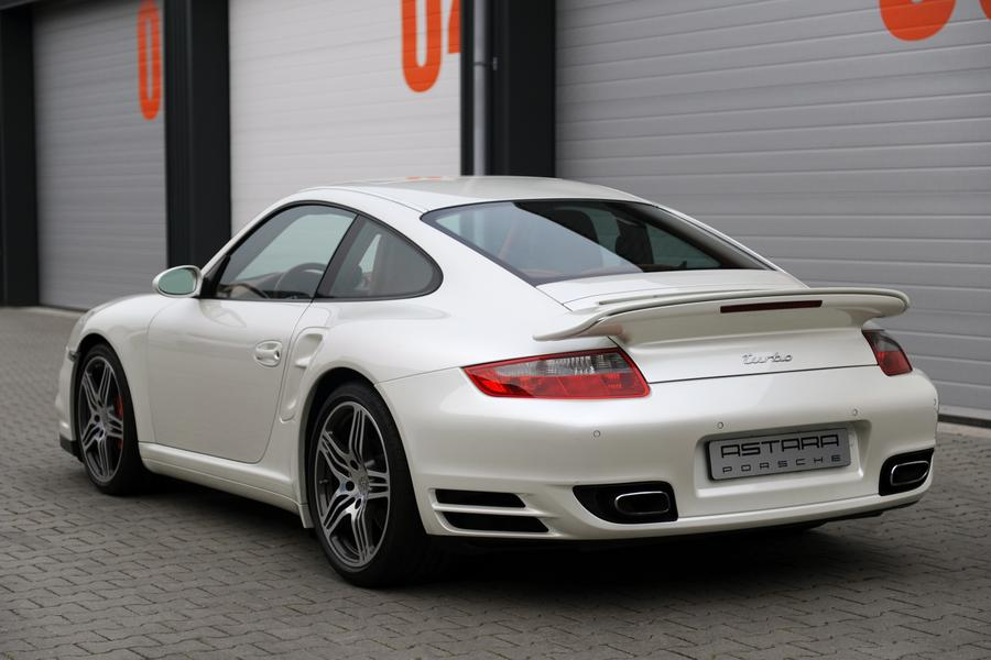 Porsche 911 997 Turbo Coupé 3.6, 2007 - #14