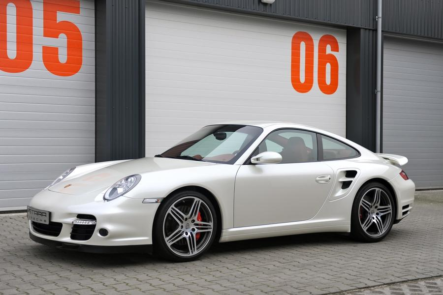 Porsche 911 997 Turbo Coupé 3.6, 2007 - #11