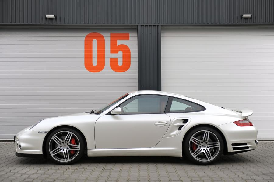 Porsche 911 997 Turbo Coupé 3.6, 2007 - #12