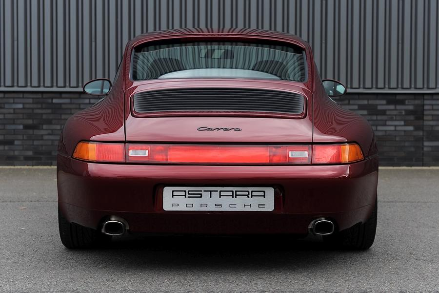 Porsche 911 993 Carrera Coupé 3.6 210kW-version, 1997 - #18