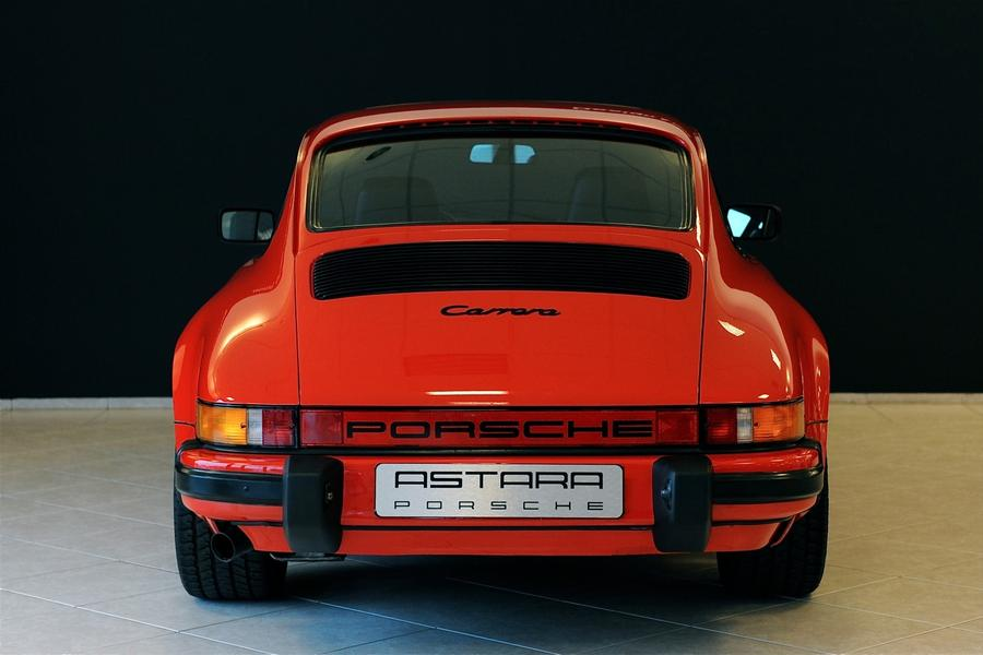 Porsche 911 G-model Carrera 3.2 Coupé 152kW-version, 1984 - #20