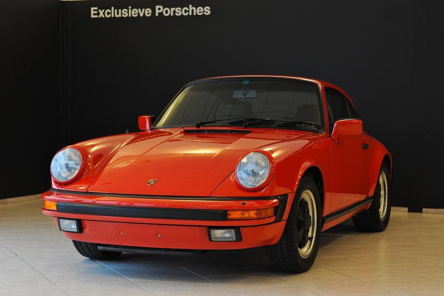 Porsche 911 G-model Carrera 3.2 Coupé 152kW-version, 1984 - #13