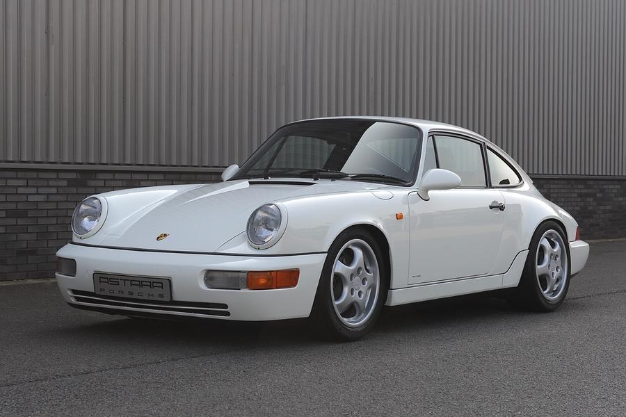 Porsche 911 964 Carrera RS 3.6 Lightweight, 1992 - #1