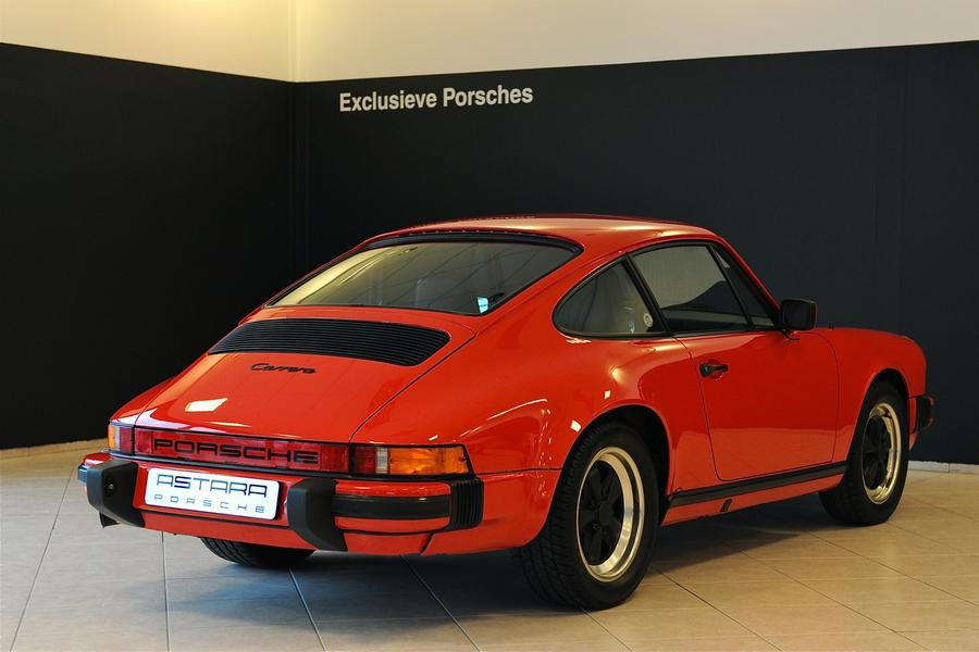 Porsche 911 G-model Carrera 3.2 Coupé 152kW-version, 1984 - #11
