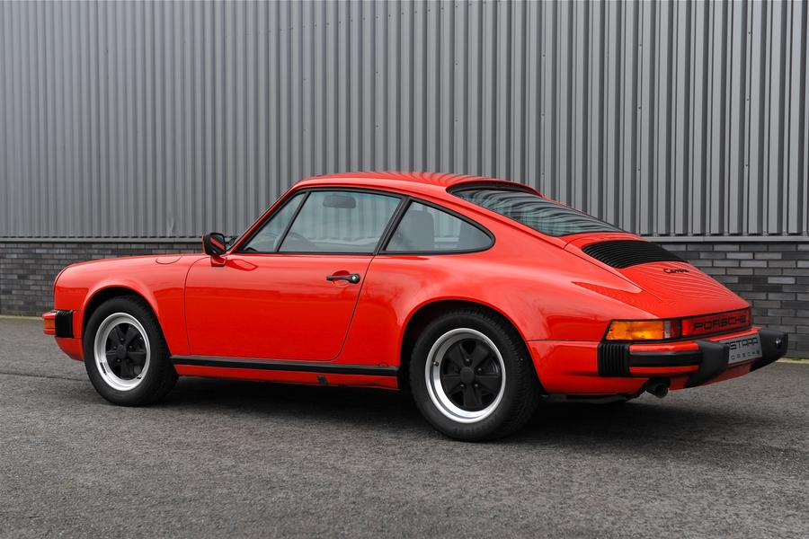 Porsche 911 G-model Carrera 3.2 Coupé 152kW-version, 1984 - #26