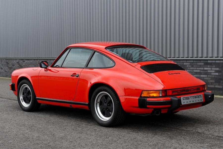Porsche 911 G-model Carrera 3.2 Coupé 152kW-version, 1984 - #25