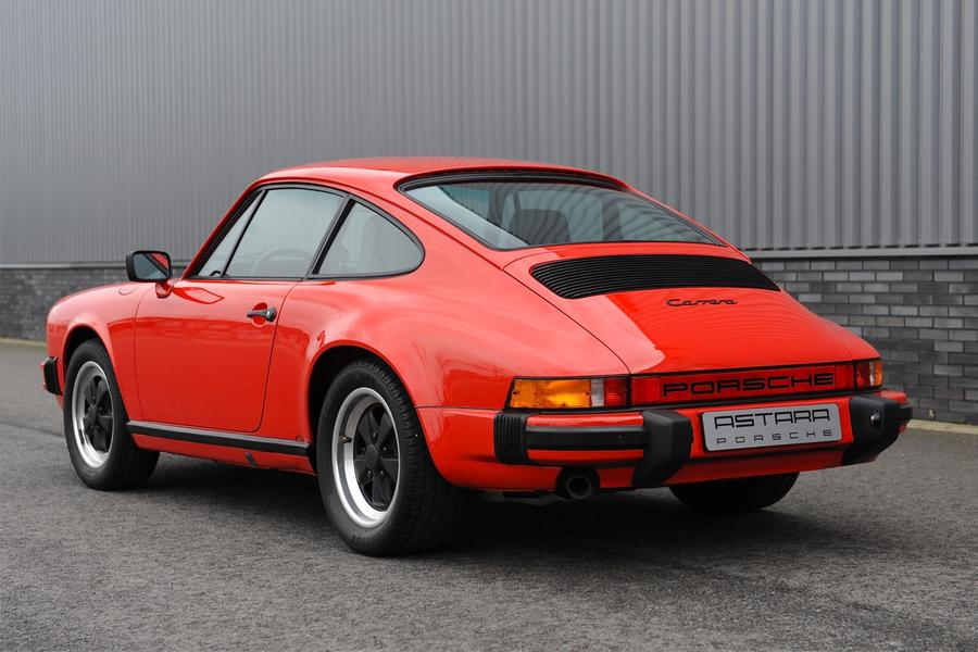 Porsche 911 G-model Carrera 3.2 Coupé 152kW-version, 1984 - #24