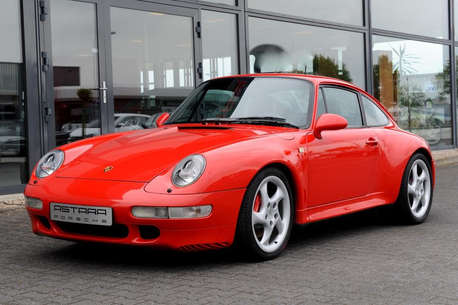 Porsche 911 993 Carrera 4s 3 6 1996 For Show By Astara