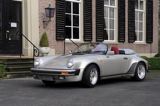 Porsche 911 G-model Speedster Turbo-look 160kW-version, 1989 - Primary exterior photo