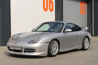 Porsche 911 996 GT3 mk1, 2001 - Primary exterior photo