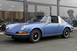 Porsche 911 1.gen. 2.4 T/K Targa, 1973 - Primary exterior photo