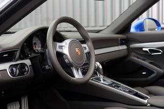 Porsche 911 991 Targa 4S 3.8, 2015 - Primary interior photo