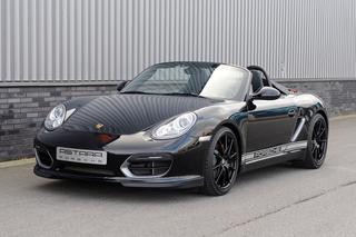 Porsche Boxster 987.2 Spyder, 2011 - Primary exterior photo