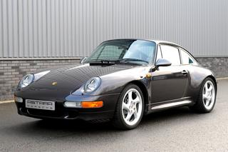 Porsche 911 993 Carrera S 3.6, 1997 - Primary exterior photo