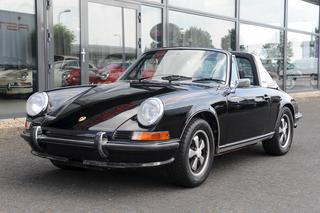 Porsche 911 1.gen. 2.4 T/E Targa, 1973 - Primary exterior photo