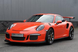 Porsche 911 991 GT3 RS mk1, 2016 - Primary exterior photo