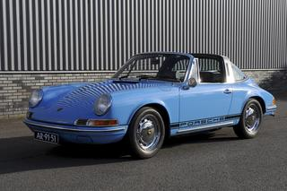 Porsche 911 1.gen. 2.2 T Targa, 1970 - Primary exterior photo