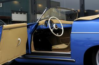 356 pre-A 1500 Speedster - Main interior photo