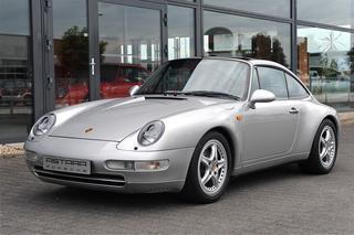 Porsche 911 993 Targa 3.6, 1997 - Primary exterior photo
