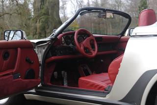 Porsche 911 G-model Speedster Turbo-look 160kW-version, 1989 - Primary interior photo