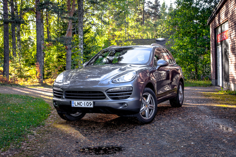 Porsche Cayenne 958.1 Diesel (Turbo 3.0) 180kW-version, 2013 - #1