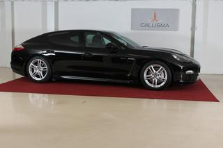 Porsche Panamera 970.1 Hybrid (Supercharged 3.0), 2011 - Primary exterior photo
