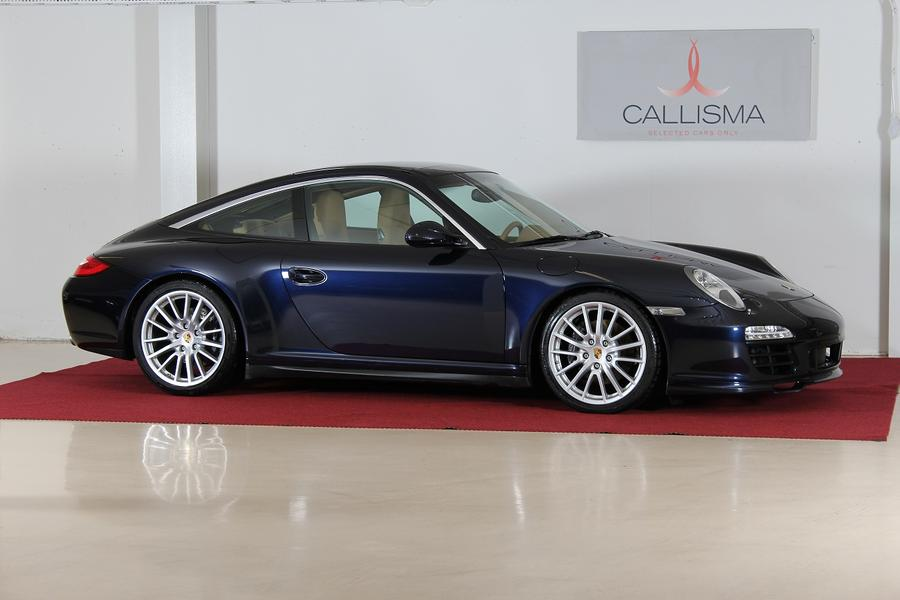 Porsche 911 997 Targa 4 Mk2 2009 For Show By Callisma