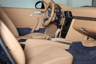 Porsche 911 997 Targa 4 mk2, 2009 - Primary interior photo