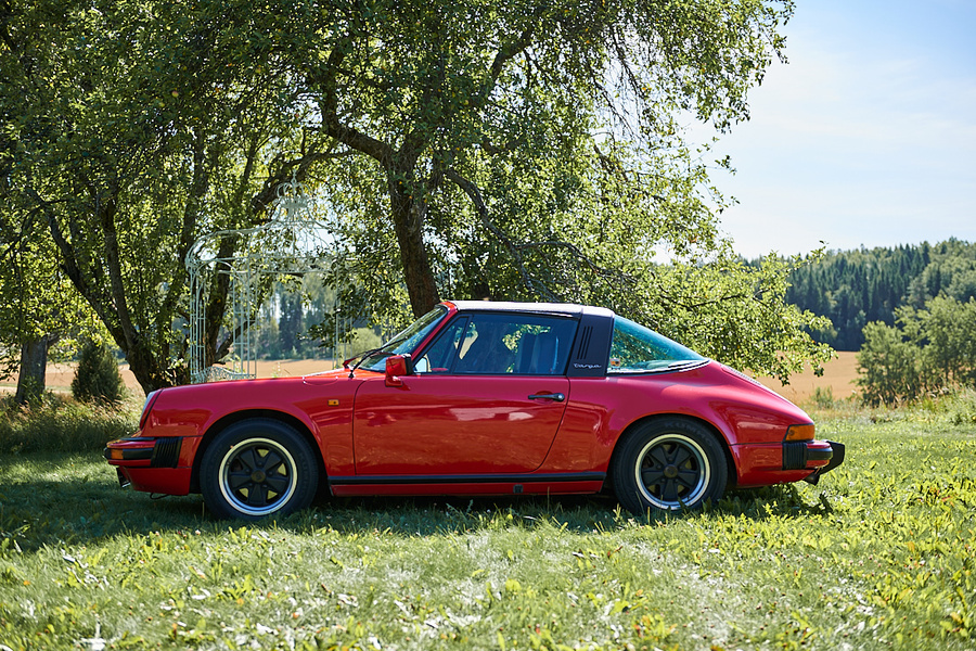 Porsche 911 G-model Carrera 3.0 Targa, 1977 - #6