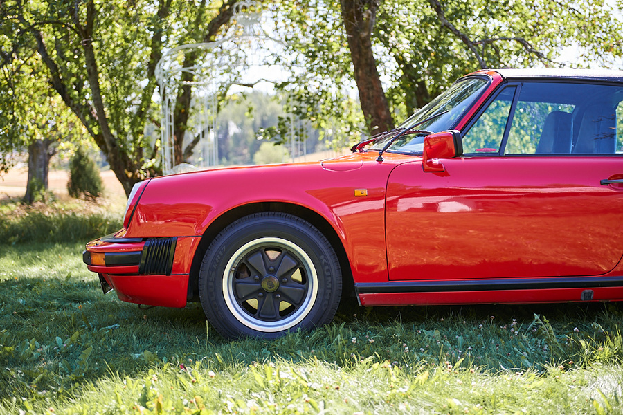 Porsche 911 G-model Carrera 3.0 Targa, 1977 - #7