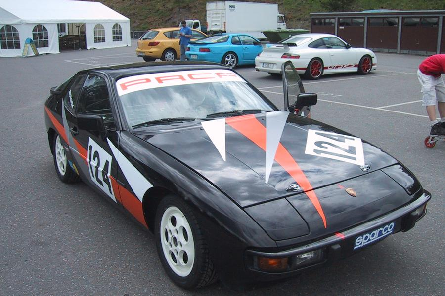 Porsche 924 S 2.5 110kW-version, 1985 - #1