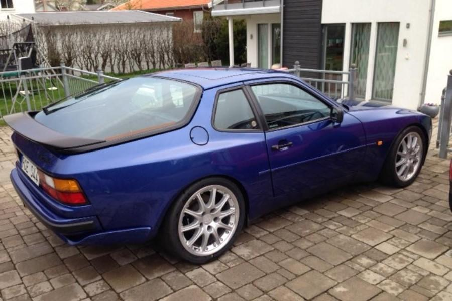 Porsche 944 Turbo Coup 233 184kw Version 1991 For Sale By