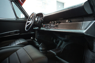 Porsche 911 1.gen. 2.4 T/E Targa, 1973 - Primary interior photo