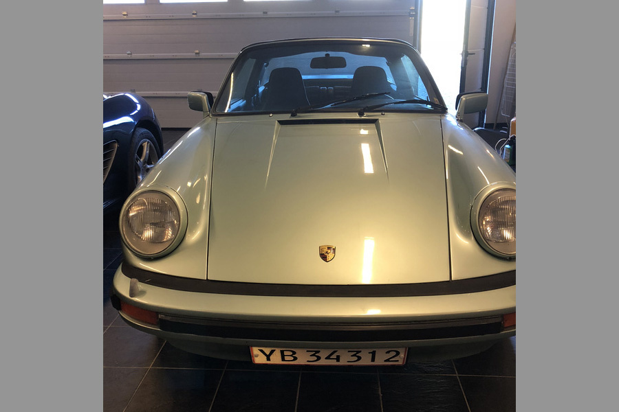 Porsche 911 G-model Carrera 3.0 Targa, 1976 - #7