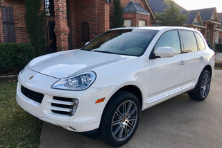 Porsche Cayenne 957 (3.6), 2010 - Primary exterior photo