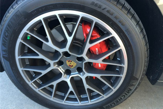 20 IN RS SPYDER RIMS & tires new  - Primary photo