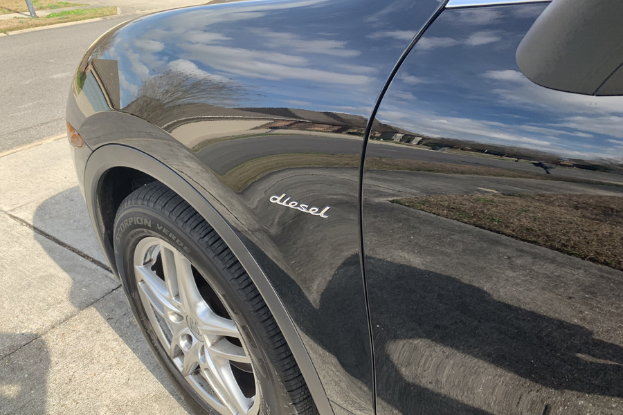 Porsche Cayenne 958.1 Diesel (Turbo 3.0) 180kW-version, 2013 - #13