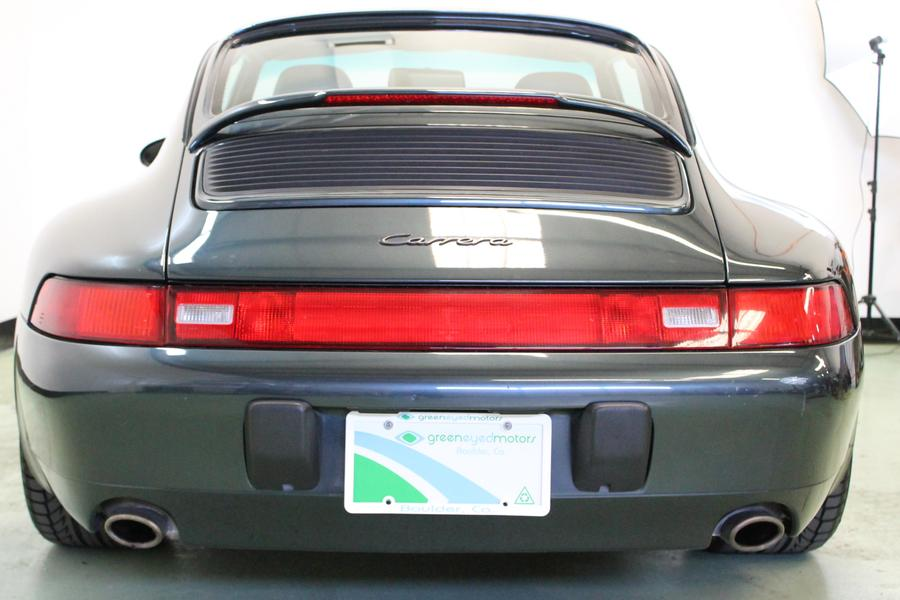 Porsche 911 993 Carrera Coupé 3.6 200kW-version, 1995 - #32