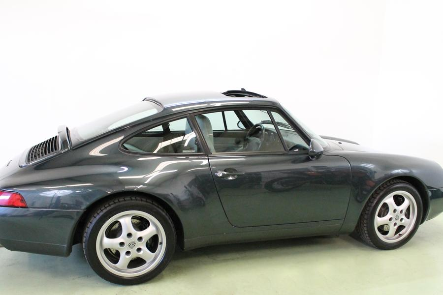 Porsche 911 993 Carrera Coupé 3.6 200kW-version, 1995 - #37