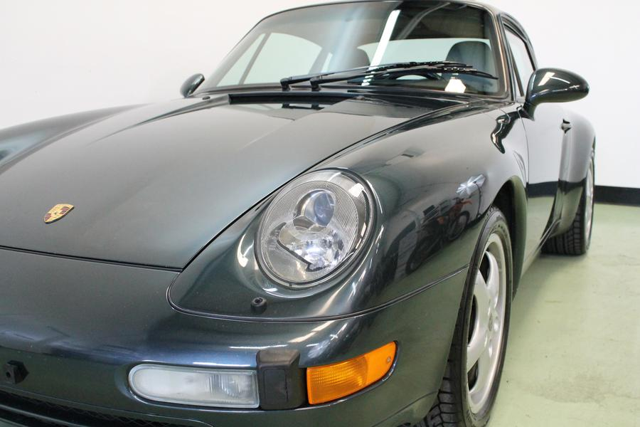 Porsche 911 993 Carrera Coupé 3.6 200kW-version, 1995 - #24