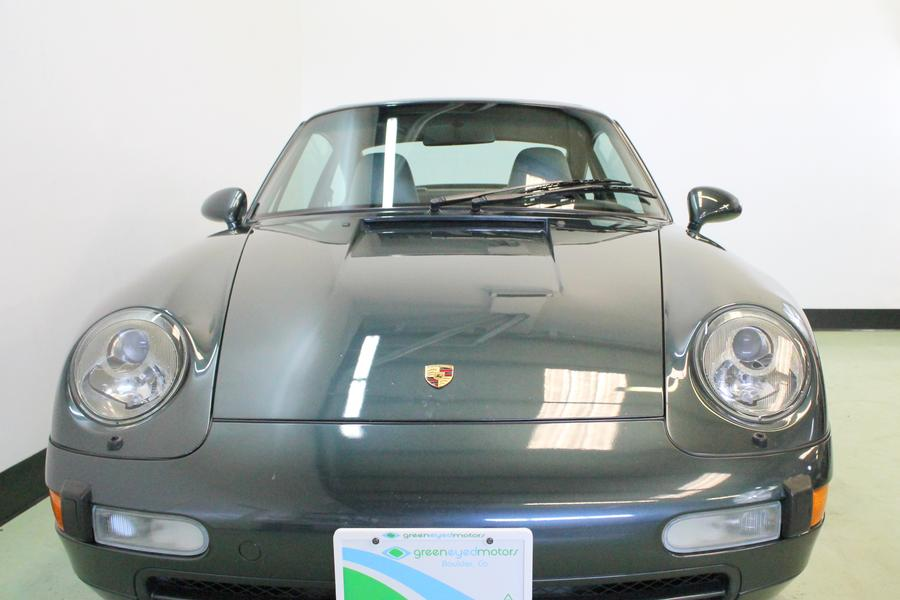 Porsche 911 993 Carrera Coupé 3.6 200kW-version, 1995 - #49