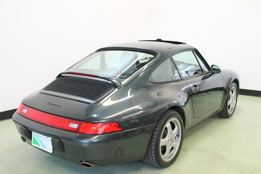 Porsche 911 993 Carrera Coupé 3.6 200kW-version, 1995 - #36