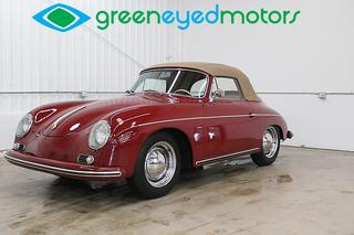 356 A 1600 Cabriolet - Main exterior photo