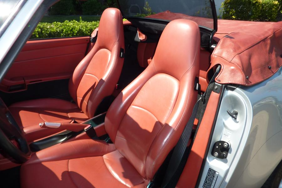 Porsche 911 993 Carrera Cabriolet 3.6 210kW-version, 1997 - #14
